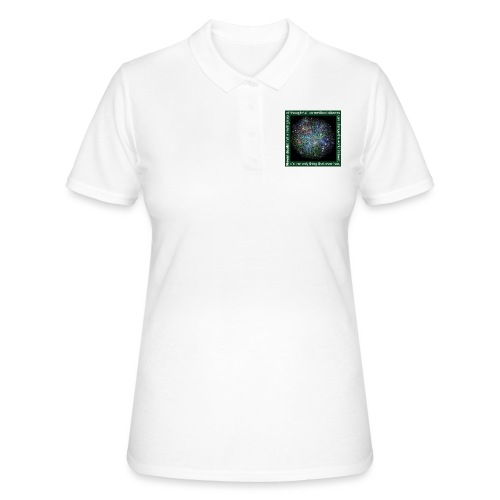 Never doubt that a small group/change the world. - Women's Polo Shirt