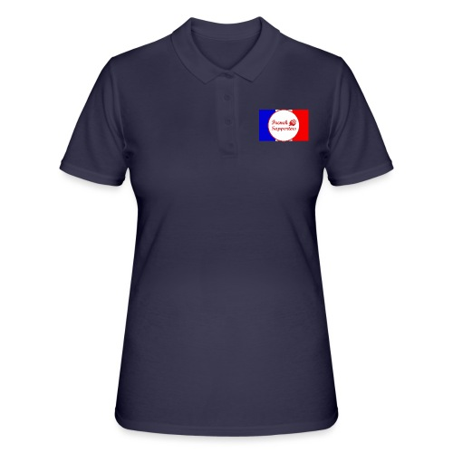 French supporters - Women's Polo Shirt