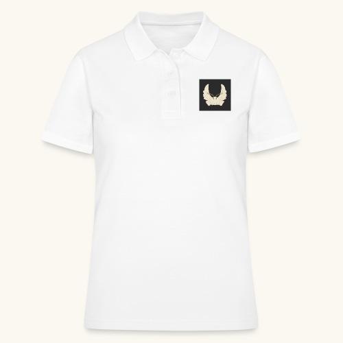 Papillon de nuit fond noir - Women's Polo Shirt