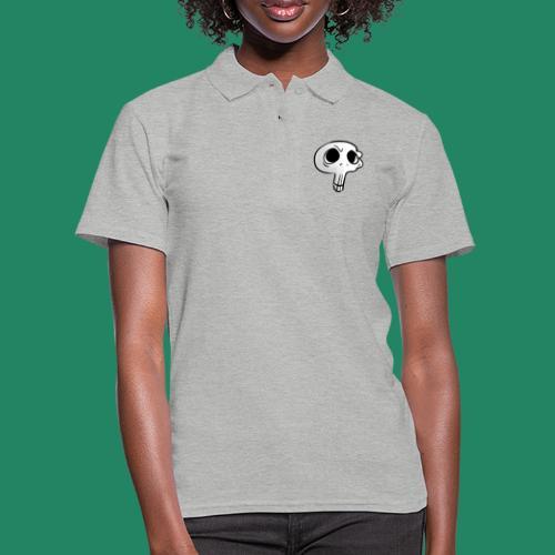 Skull - Polo Femme