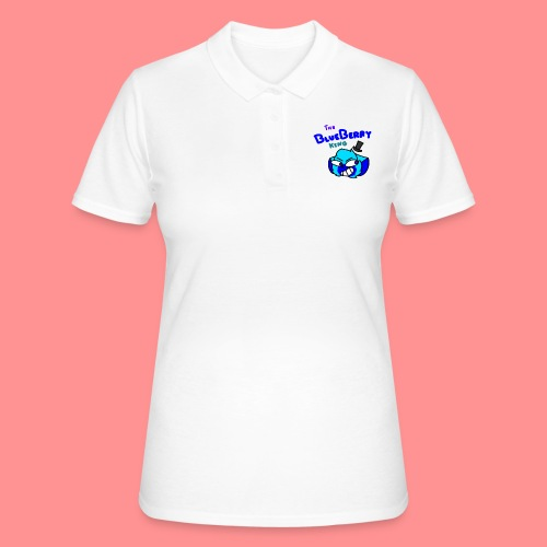 The Blueberry King - Women's Polo Shirt