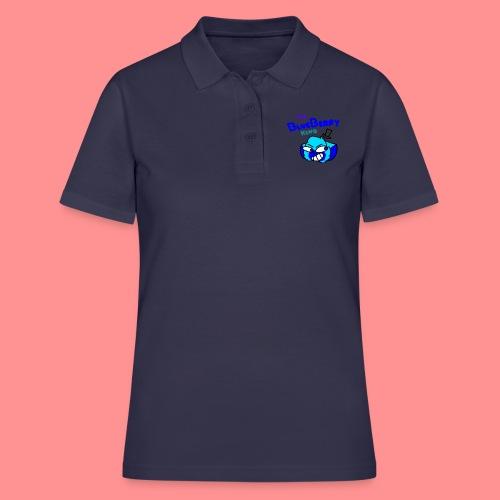 The Blueberry King - Women's Polo Shirt