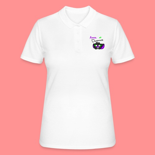 Angel Of Darkness - Women's Polo Shirt