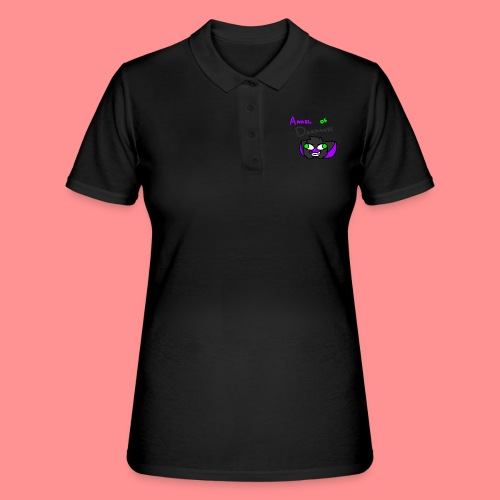 Angel Of Darkness - Women's Polo Shirt