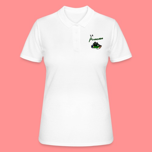 Le Avocado - Women's Polo Shirt