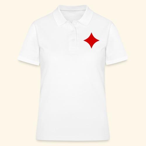 Poker - Frauen Polo Shirt