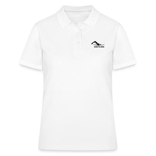 Born to swim - Women's Polo Shirt