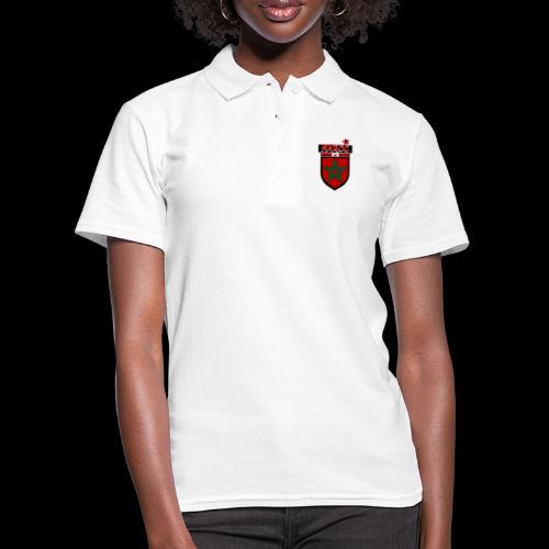 marocain et fier - Women's Polo Shirt