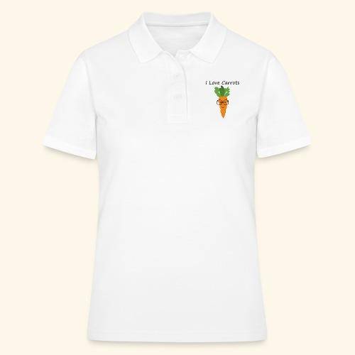 Love Carrots - Women's Polo Shirt