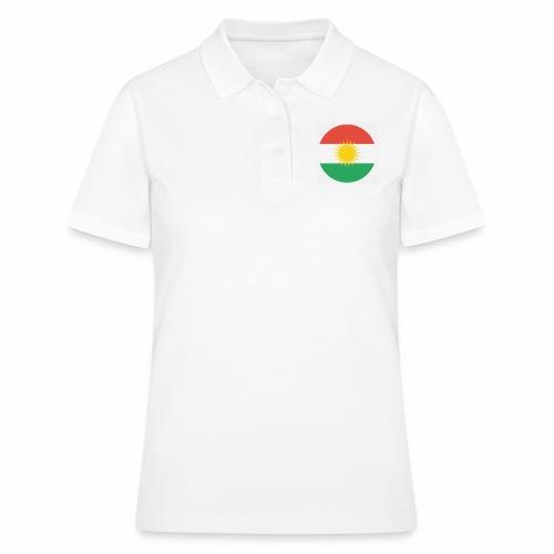 Kurdish tshirt - Women's Polo Shirt
