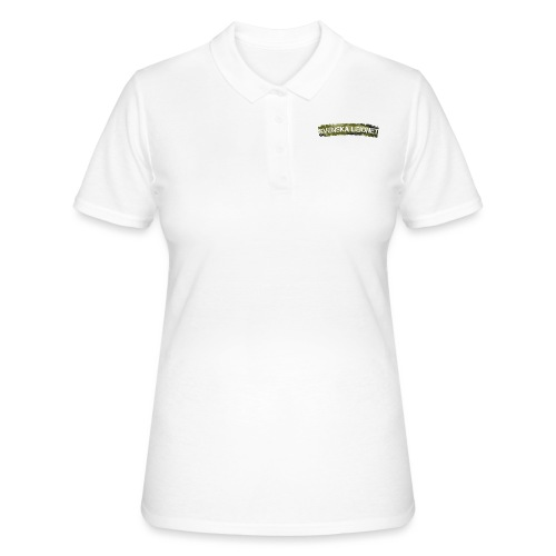 Svenska Lejonet M90 Patch - Women's Polo Shirt