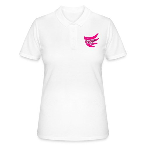 EBURD LOGO GROSS - Frauen Polo Shirt