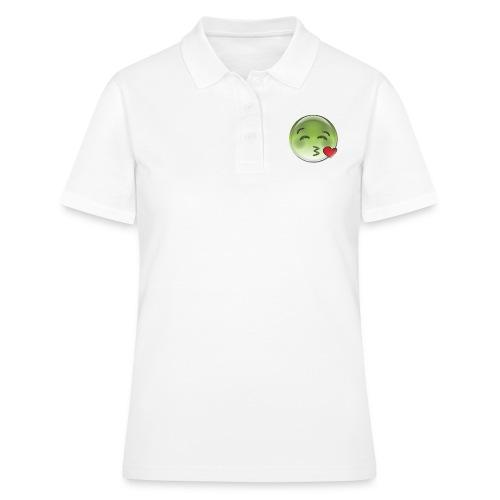 high emoji - Women's Polo Shirt