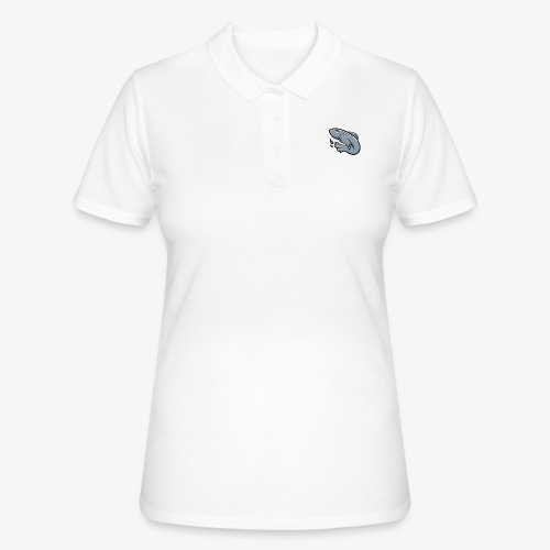 Fishy Logo - Women's Polo Shirt