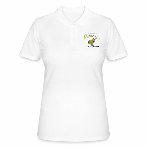 designbykiss (12) - Frauen Polo Shirt