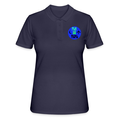 Fly By Night - Women's Polo Shirt