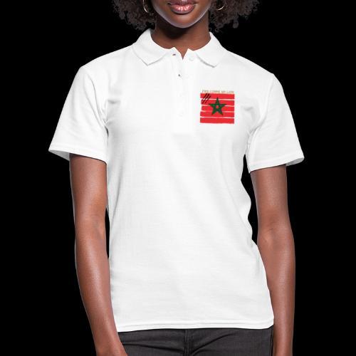 maroc - Women's Polo Shirt