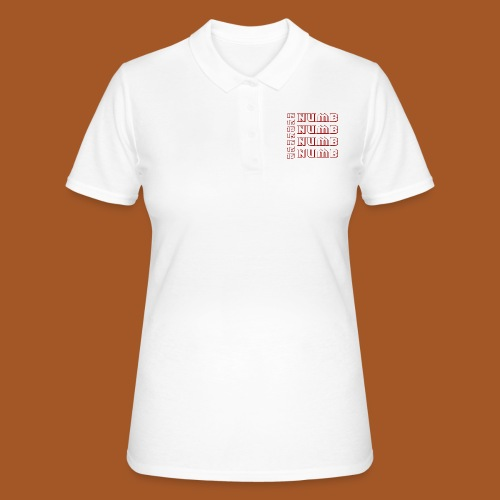 15 | NUMB - Women's Polo Shirt