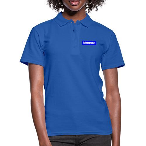 Mechanic - Women's Polo Shirt