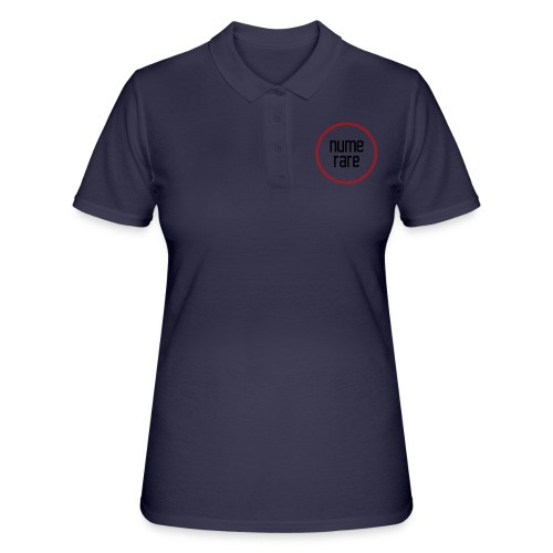 numerare svg - Women's Polo Shirt