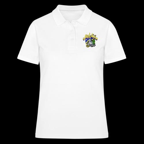 Beldia Gold Tee Shirt - Women's Polo Shirt