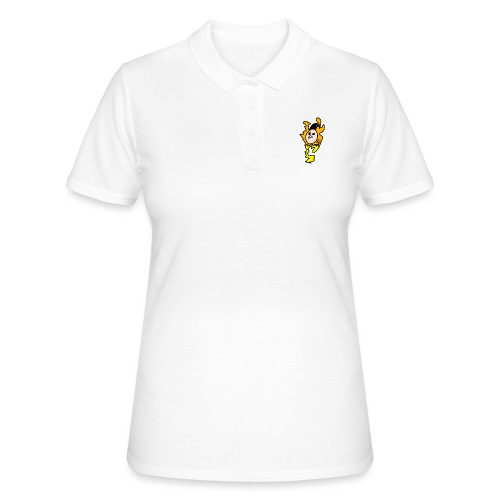 Fire Logo - Women's Polo Shirt