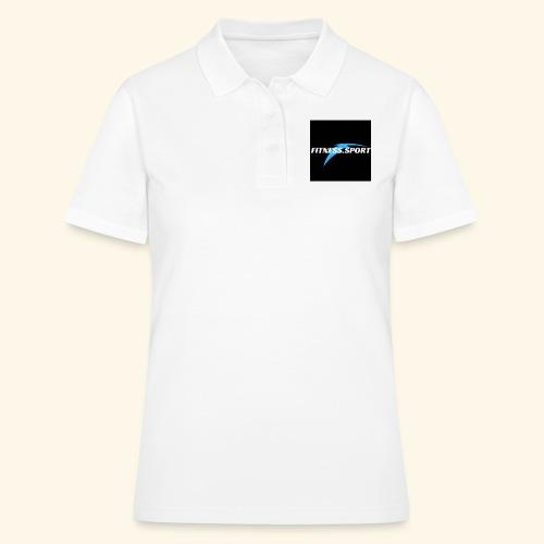 fitnes sport 1 - Women's Polo Shirt