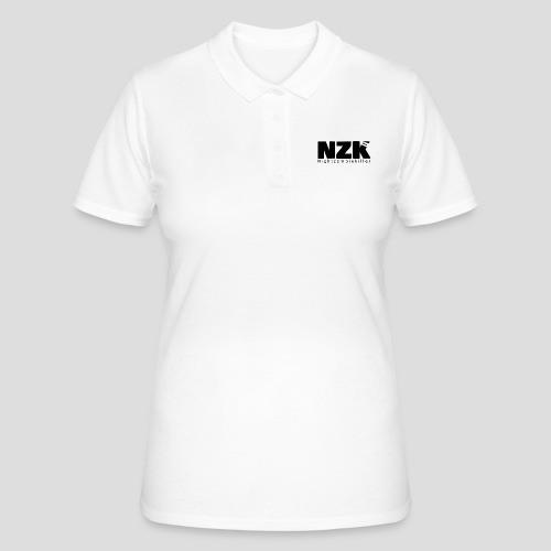 logo nzk films - Women's Polo Shirt