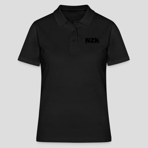 logo nzk films - Women's Polo Shirt