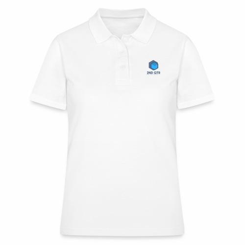 Logo - Koszulka polo damska