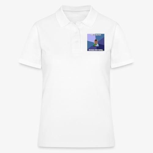 NICE JOB MAURICE - Frauen Polo Shirt