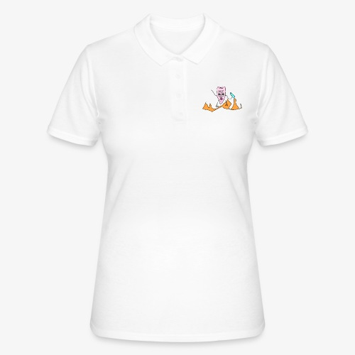 Mr. Bottleman - Frauen Polo Shirt