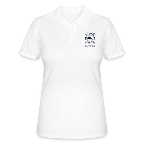 elysee logo droit - Women's Polo Shirt