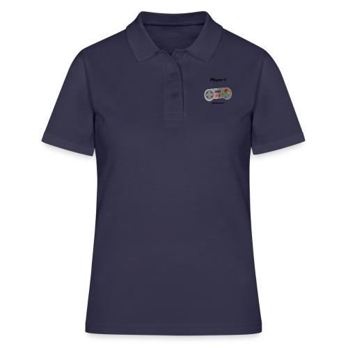 Player 1 - Women's Polo Shirt