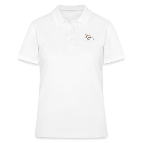 Radfahrer - Frauen Polo Shirt