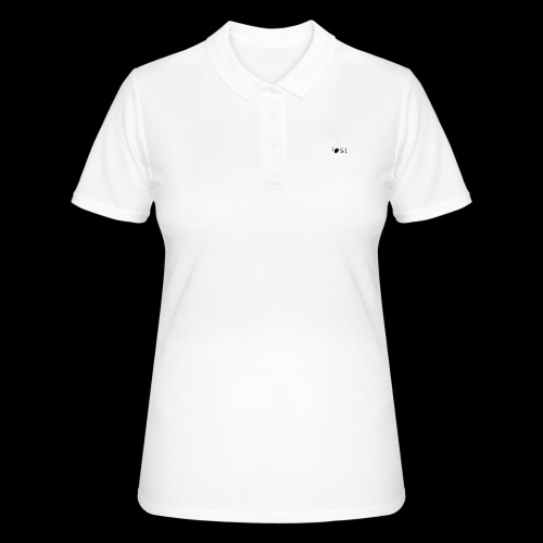 The cross lost - Women's Polo Shirt