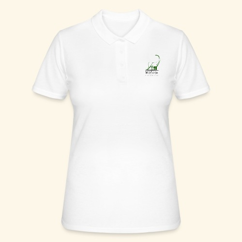 logo mathrax - Women's Polo Shirt