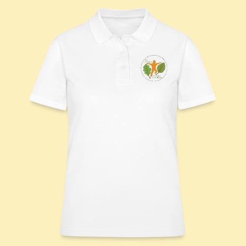 Logo des Chemins du Chêne et du Hêtre - Women's Polo Shirt