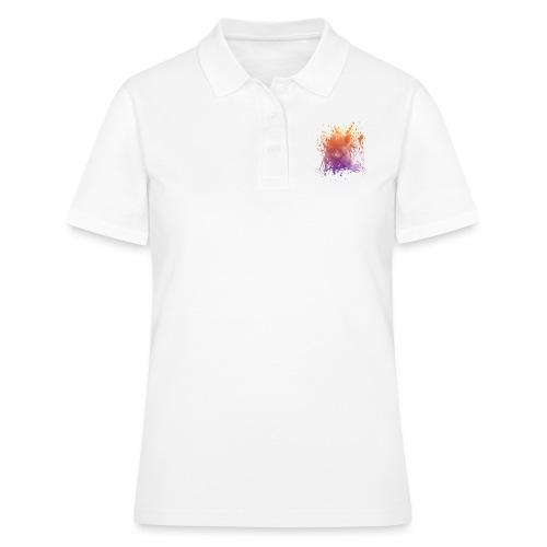 Chaton transparent - Women's Polo Shirt