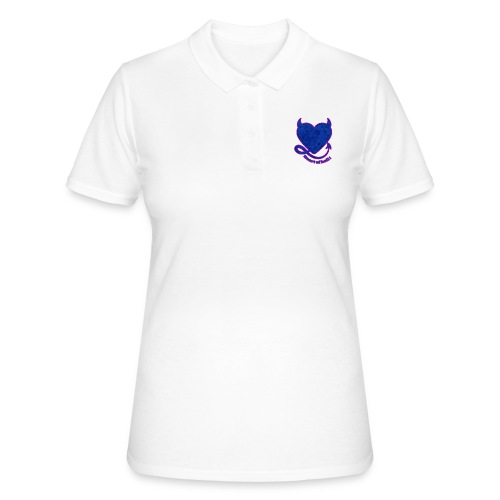 HEART OF HELL! - Women's Polo Shirt