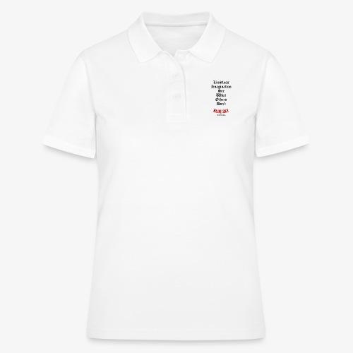 Limitless Imagination Zwart - Women's Polo Shirt