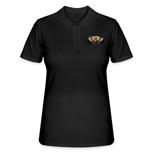 rainbow is my favorite color - Frauen Polo Shirt