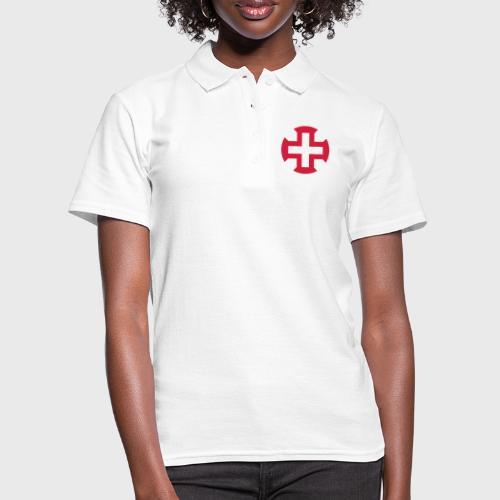 Croix du Portugal - Women's Polo Shirt