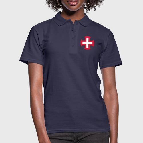 Croix du Portugal - Women's Polo Shirt