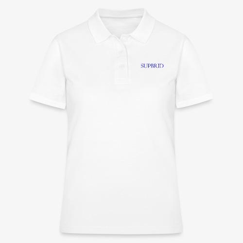 SUPBRID Polo - Frauen Polo Shirt