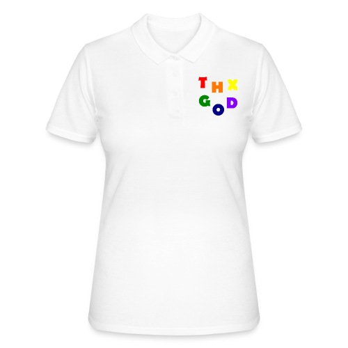 THX GOD - Frauen Polo Shirt