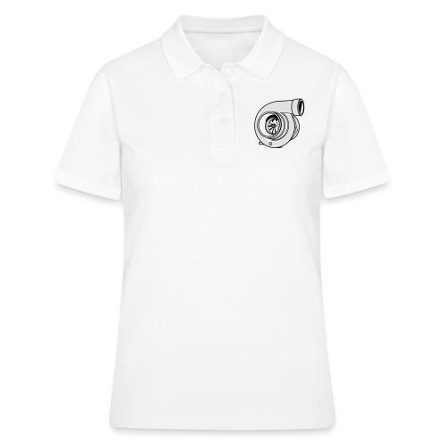 Turbo G - Women's Polo Shirt