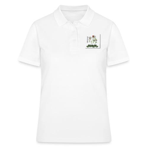 """flowercontest"" margherita - Women's Polo Shirt"