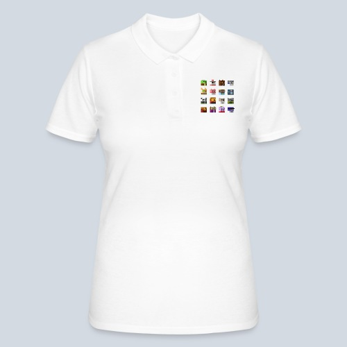 A Planet of Mine Animals - Women's Polo Shirt