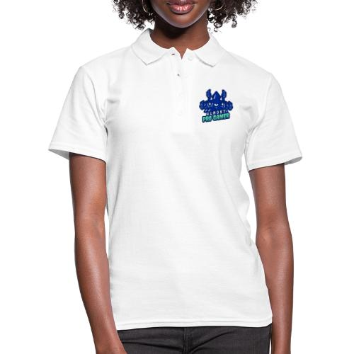 Almost pro gamer BLUE - Women's Polo Shirt
